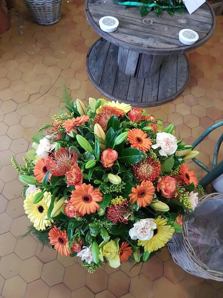 Top Deuil fleurs Valenciennes fleuriste entretien de tombe VX18