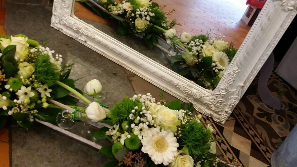 Mariage Deuil Art Floral Bougies parfumées