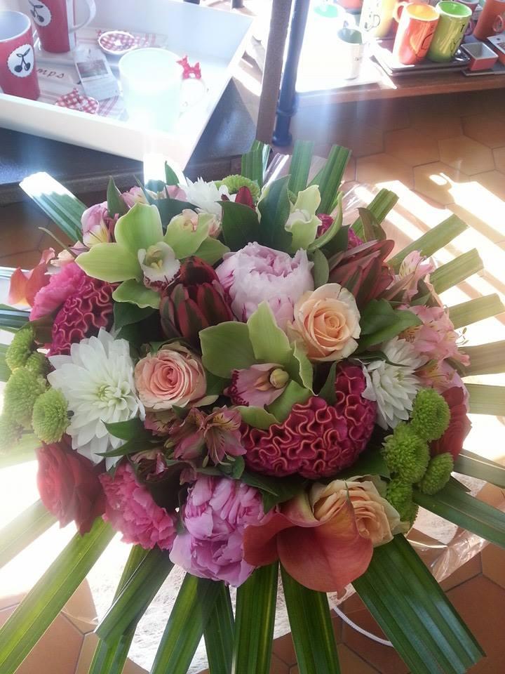 Bouquet valenciennes fleurs fleuriste hé fleur et moi le Quesnoy Saint amant Denain