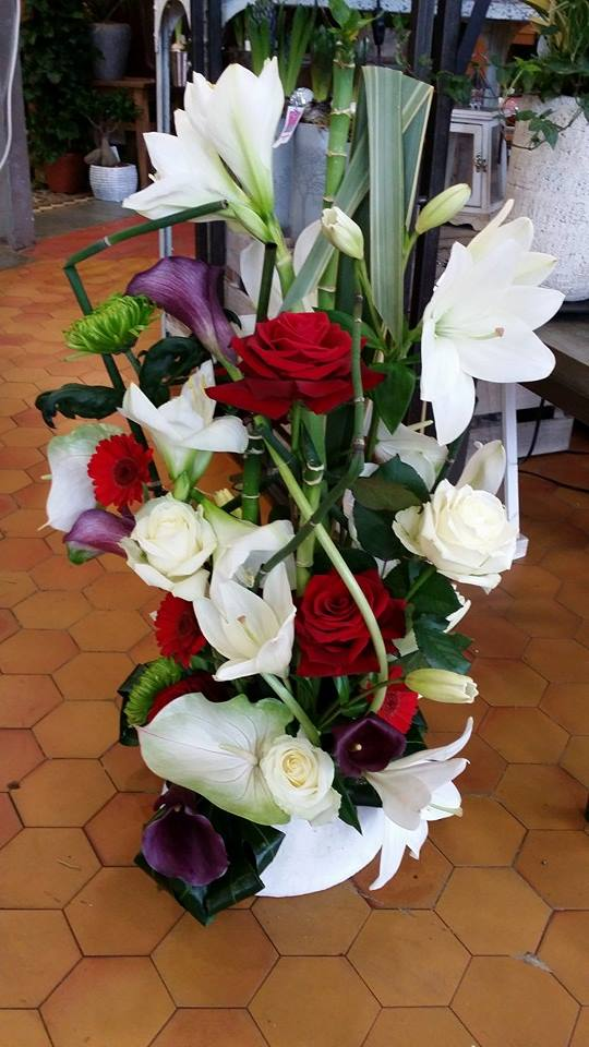 deuil valenciennes fleurs fleuriste hé fleur et moi le Quesnoy Saint amant Denain