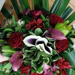Bouquet valenciennes fleurs fleuriste hé fleur et moi