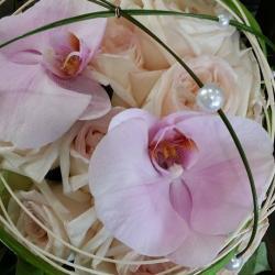 Mariage valenciennes bouquet de mariée