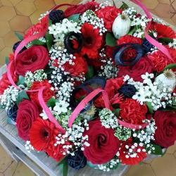 Deuil - le dernier hommage - enterrement Valenciennes - hé fleur et moi