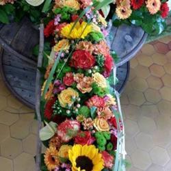 croix deuil valenciennes enterrement fleurs fleuriste hé fleur et moi le Quesnoy Saint amant Denain