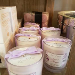 Valenciennes Lumières du temps bougies parfumées et parfums d'intérieurs: l'artisanat made in France