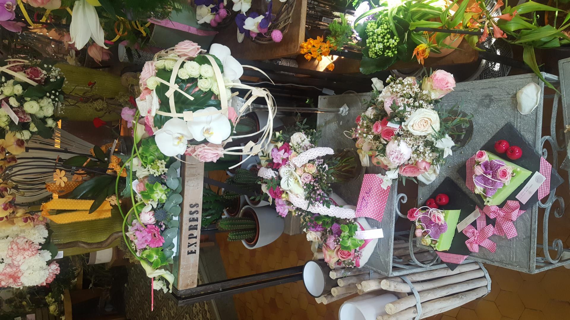 Mariage chic Valenciennes fleuriste hé fleur et moi bouquet de mariée Hainaut Denain Le quesnoy la sentinelle valenciennois petite foret Anzin