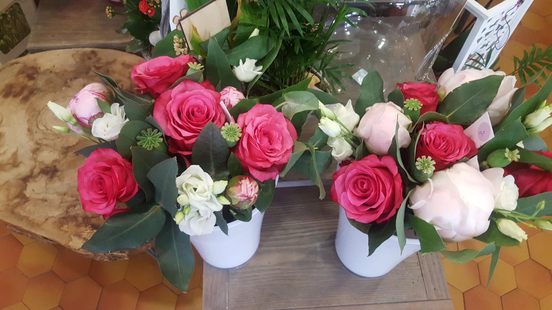 Fête des mères by Hé fleur et moi fleuriste valenciennes bouquet fleur nord hainaut la Sentinelle anzin nord Hainaut Denain Le quesnoy