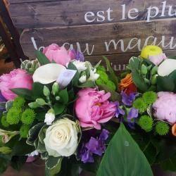 Fête des mères by Hé fleur et moi fleuriste valenciennes bouquet fleurF nord hainaut la Sentinelle anzin nord Hainaut Denain Le quesnoy