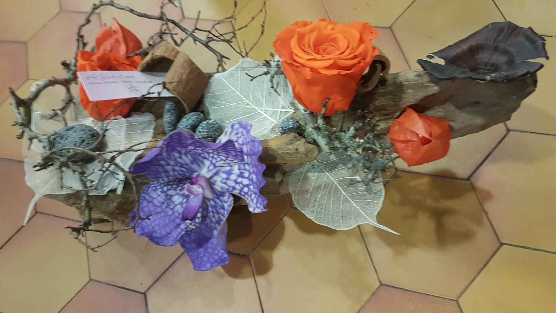Rose éternelle Hé fleur et moi fleuriste de Valenciennes