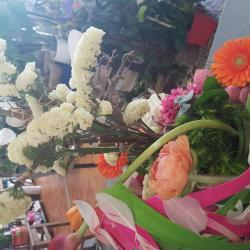 Decor de paques fleuriste Hé fleur et moi fleuriste de Valenciennes