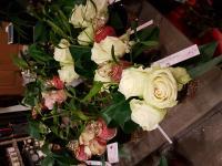 fleuriste valenciennes Composition de fleurs nouvel an 2020