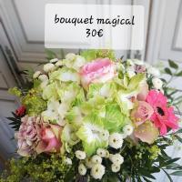 Bouquet de fleurs Valenciennes