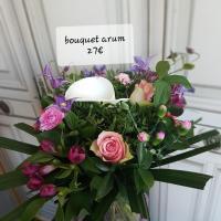 Bouquet de fleurs fleuriste valenciennes