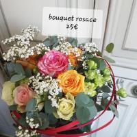 Bouquet fleuriste valenciennes