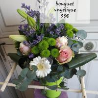 Bouquet de fleurs  chez hé fleur et moi fleuriste de Valenciennes bouquet
