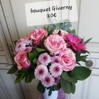 Bouquet de fleurs fleuriste valenciennes commande