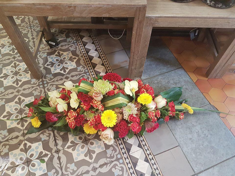 raquette Hé fleur et moi Valenciennes