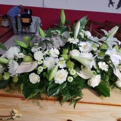 deuil Hé fleur et moi fleuriste Valenciennes