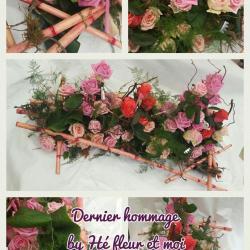 deuil valenciennes fleurs fleuriste hé fleur et moi le Quesnoy Saint amant nord Hainaut enterrement Denain