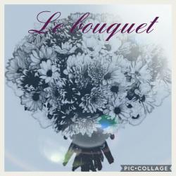 Bouquet deuil Hé fleur et moi fleuriste Valenciennes