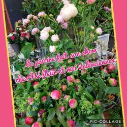 La #pivoine fait son show chez hé fleur et moi.  Plusieurs variétés  de disponible   en magasin. Venez en profiter.  #bouquet  a partir de 18e. 1 2 3 #pivoine!!!!!! #hefleuretmoi #