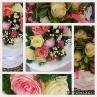 bouquet de mariée vin chic by hé fleur et moi fleuriste de Valenciennes bouquet
