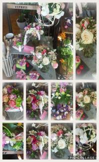 Mariage chic by hé fleur et moi fleuriste de Valenciennes bouquet