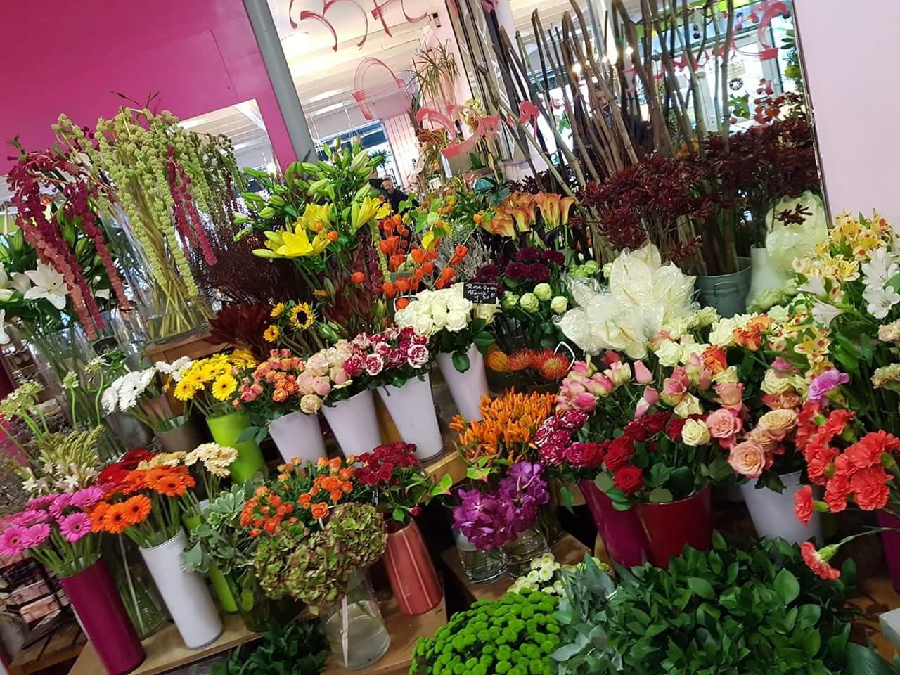 Fleuriste à Valenciennes Les fleurs en automne chez hé fleur et moi fleuriste de Valenciennes