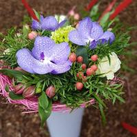 Bouquet Printanier 25€ hé fleur et moi fleuriste de Valenciennes