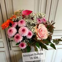 Bouquet de fleurs  chez hé fleur et moi fleuriste de Valenciennes