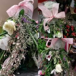 Le bouquet renversé art floral fleuriste valenciennes nord Hainaut Valenciennes by Hé fleur et moi