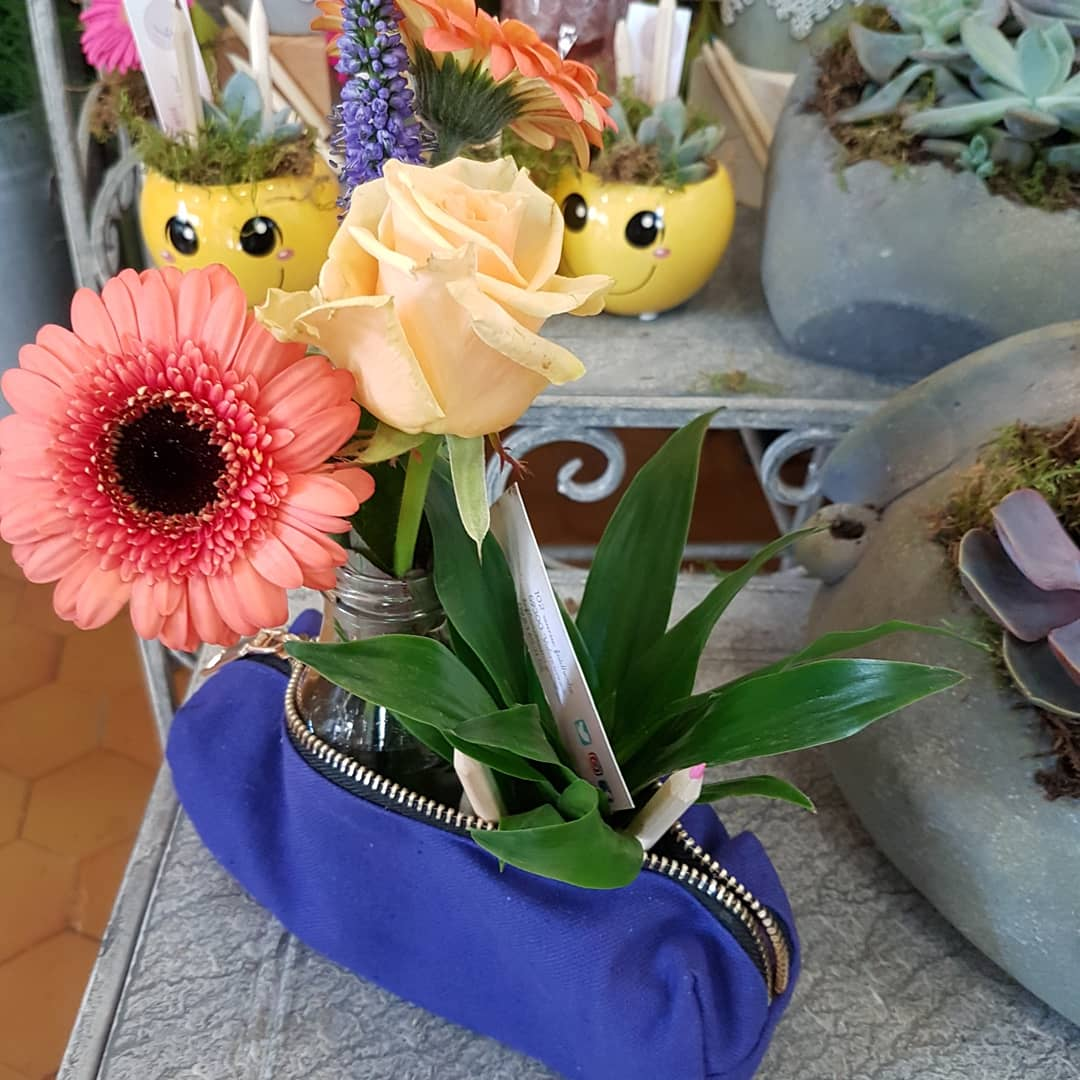 Merci maitresse hé fleur et moi fleuriste de Valenciennes