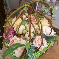 Fleuriste Valenciennes art floral he fleur et moiDecor d intérieur