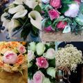 Bouquet de mariée chic by hé fleur et moi fleuriste Valenciennes