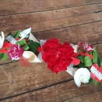 Art floral Valenciennes Hé fleur et moi fleuriste atelier saint Valentin
