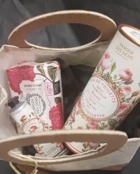 Coffret savon parfumé et parfum panier des sens Valenciennes Hé fleur et moi fleuriste de Valenciennes