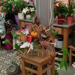 Cours d'art floral par Hé fleur et moi fleuriste de Valenciennes nord