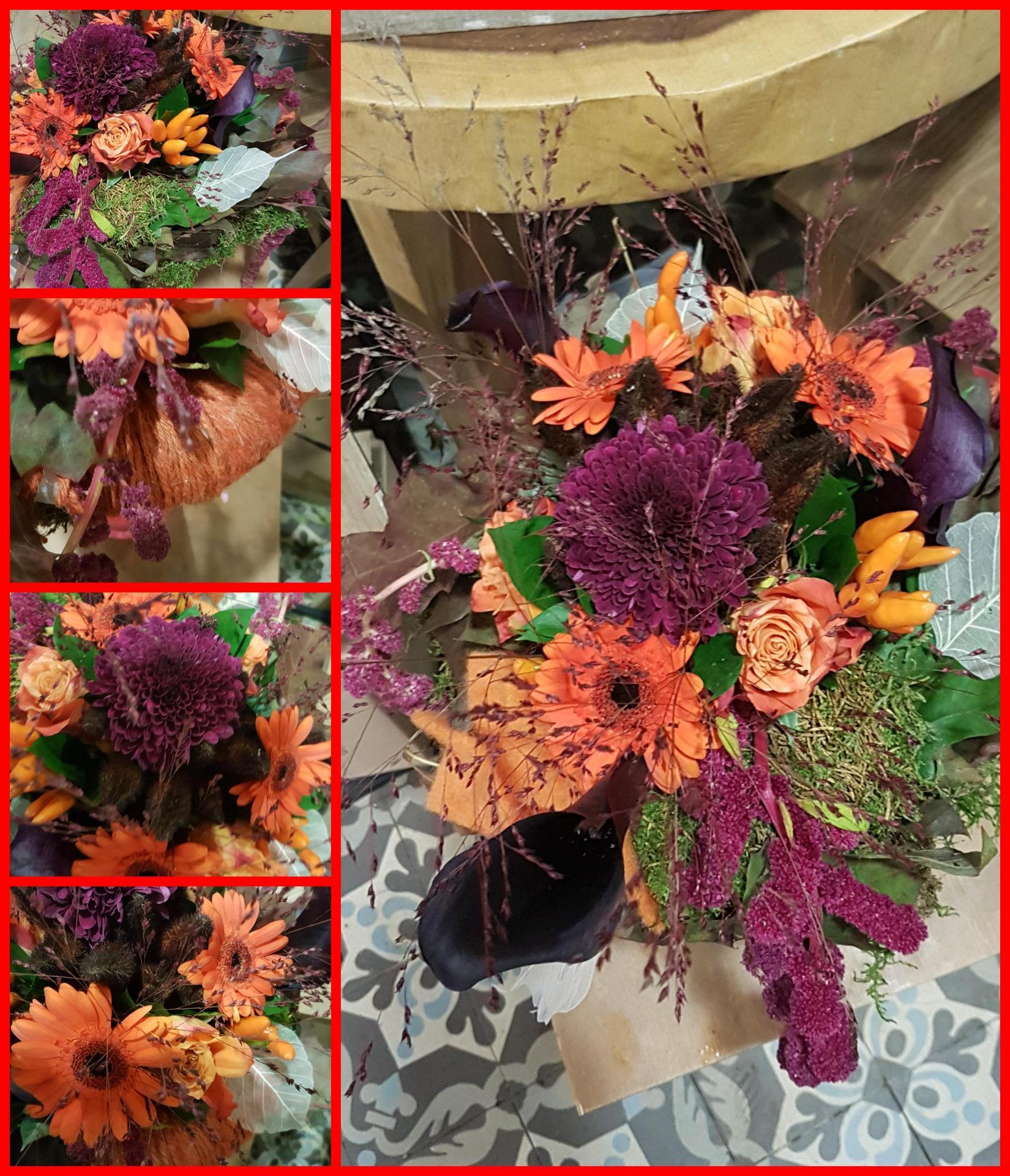 fleuriste de Valenciennes hé fleur et moi art floral bouquet