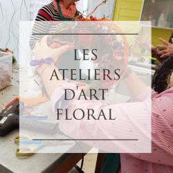Atelier d'Art floral programme Hé fleur et moi Valenciennes fleuriste