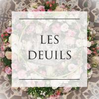 fleurs gerbe deuil fleuriste Valenciennes Hé fleur et moi livraison gratuite
