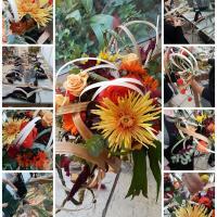 Art floral Valenciennes Hé fleur et moi fleuriste atelier bouquet
