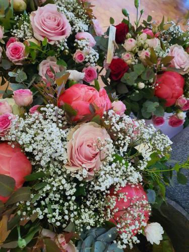 Fleuriste la sentinelle bouquet de fleurs livraison